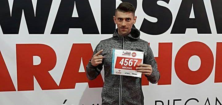 Maciejewski w Orlen Maraton złamał 3 godziny